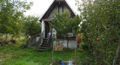 Predaj, chatka so záhradou, Holíč - Paseky II