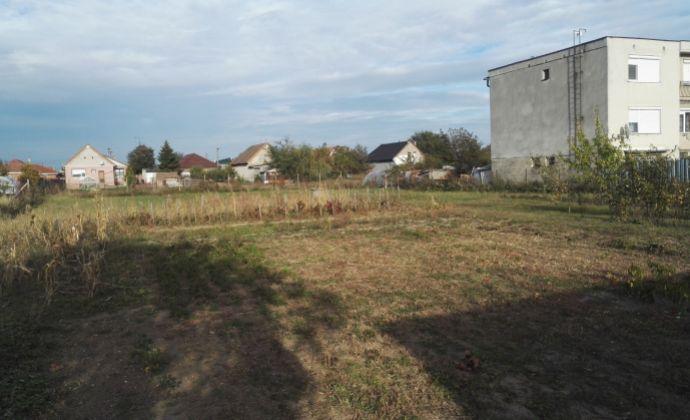 Pozemok - dobrá investícia v obci Tvrdošovce