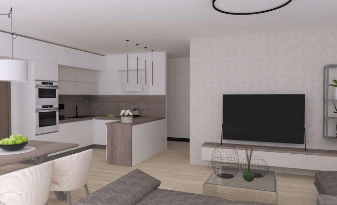 BD OPATOVSKÁ ul., SIHOŤ V. 2 izbový byt č.23 v štandardnom prevedení za 95.000 €