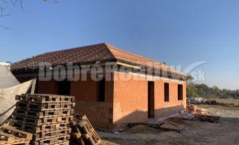Novostavba rodinného domu v obci Beladice