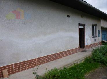 Na predaj Rodinný dom Tuchyňa - pozemok 850 m2