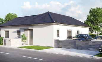Dom vo výstavbe v obci Beladice