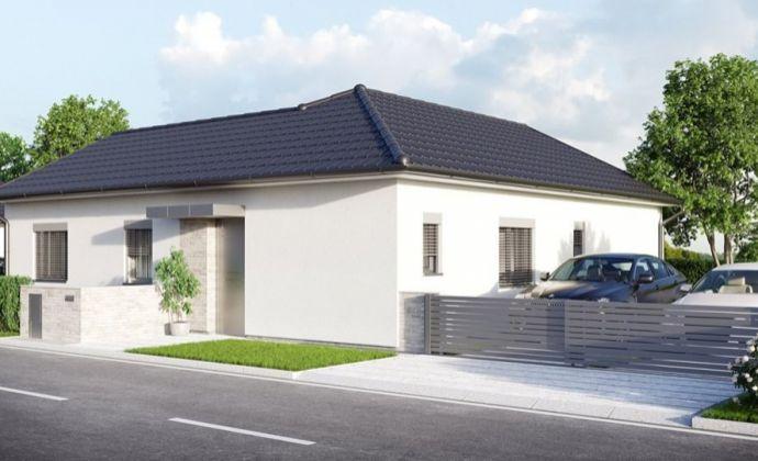 Novostavba Dom na kľúč v obci Beladice, Pod Orechami