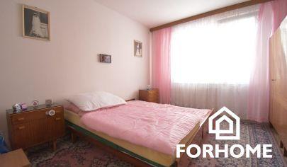 Na predaj čiastočne zrekonštruovaný 3i byt v tichej lokalite Nové Zámky