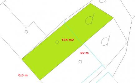 Na predaj rekreačný dom,  14 km od B. Bystrice, NÍZKE TATRY cena 52 000€