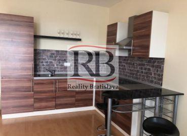 1-izbový byt v novostavbe na Vyšehradskej ulici v Petržalke