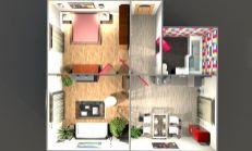 Zrekonštruovaný 2 izbový byt s balkónom, Sobrance