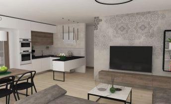BD OPATOVSKÁ ul., SIHOŤ V. 2 izbový byt č.27 v štandardnom prevedení za 90.500 €