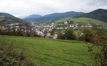 Pozemok nad obcou Prečín
