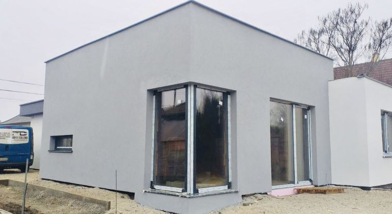 4 izbový bungalov v obci Veľká Paka