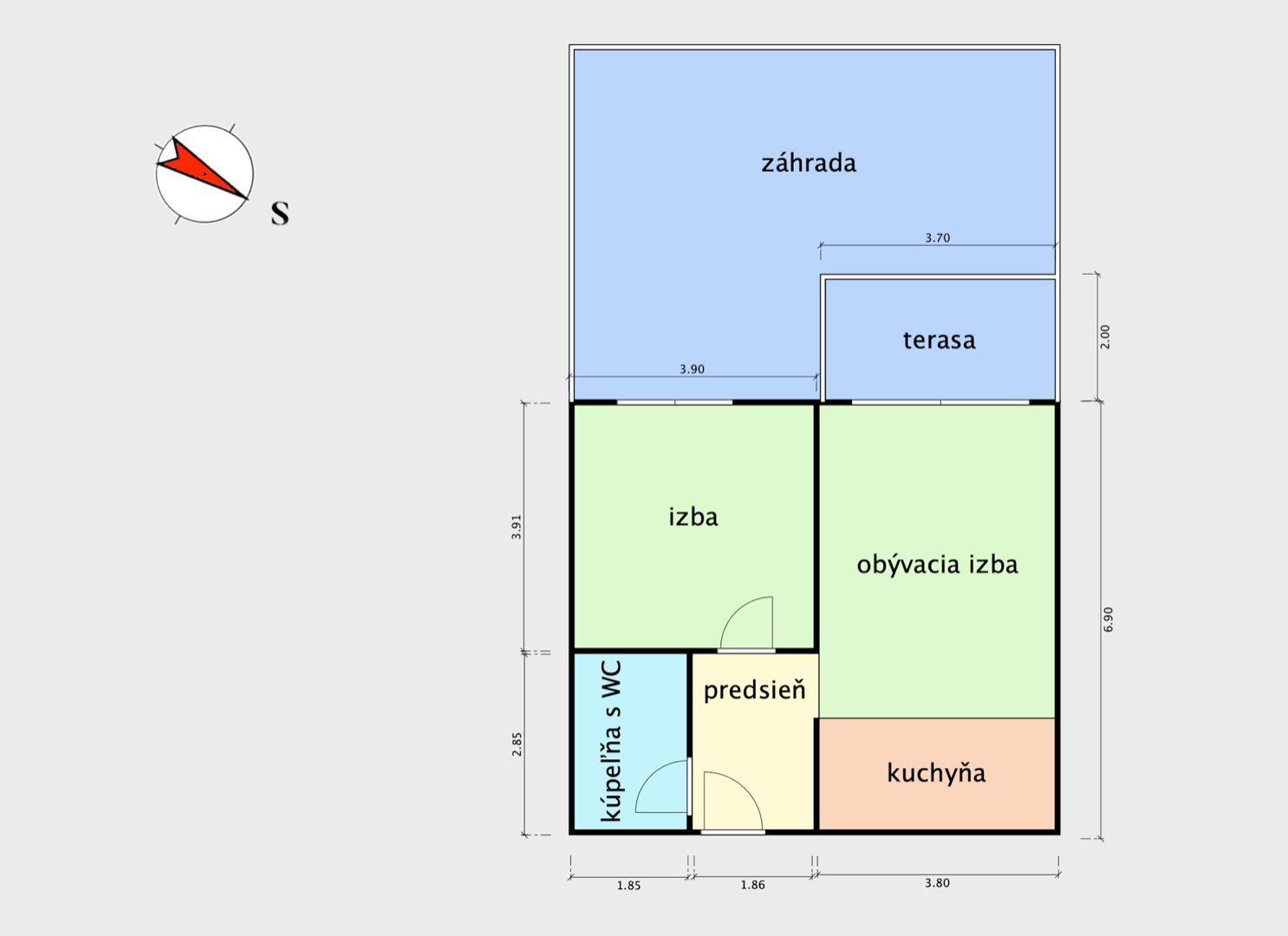 ponukabyvania.sk_Tupého_2-izbový-byt_Rezidencie