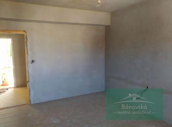 Nová cena/ Rodinný dom v obci Nedašovce