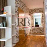 Štýlovo zariadený 3i byt v novostavbe Vinohradis na Frankovskej ulici