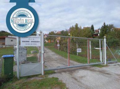 Osuské-Opendáky/okres Senica-Záhrada-EXKLUZÍVNE LEN MAXFINREAL-POZEMOK 456.M2