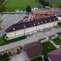 Polyfunkčný objekt, Krušovce, 660 m², Čiastočná rekonštrukcia