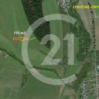 Trvalý trávnatý porast, Harichovce, 775 m²