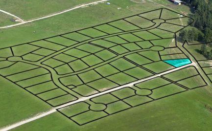 Stavebný pozemok , 803 m2 Tatranské smaragdy - pri Mlynici