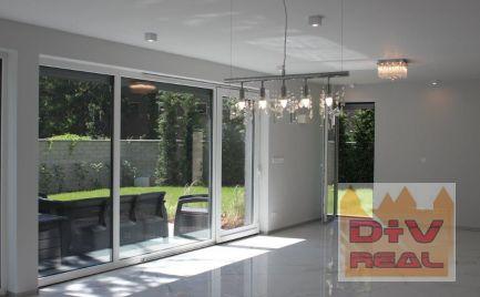 D+V real ponúka na predaj: 5 izbový rodinný dom, ešte neobývaný, záhrada, parkovanie pre 5 áut
