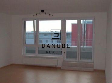 Prenájom 2 - izbového bytu na Križovatkách, Bratislava - Ružinov.