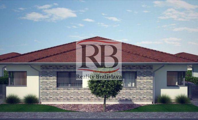Predaj novostavieb rodinných domov v Galante