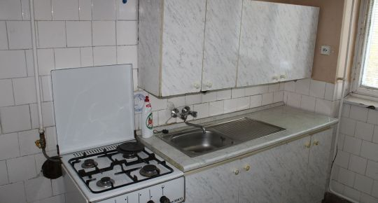 Predám 2izb.byt+murovaná garáž v Cinobani,okres Poltár
