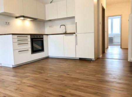 Nový 3i byt pri OC Centrál, Krížna ul., Ružinov