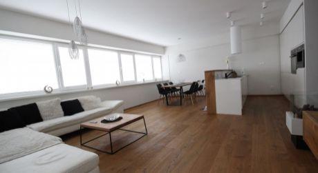 Nadštandardný 4 izbový byt v Colorhouse 2 na prenájom.