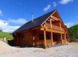 Nový zrub pod Chopkom na výbornom mieste Nízke Tatry