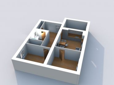 BEDES| REZERVOVANÉ - Novinka, 4 izbový byt vo výbornej lokalite!
