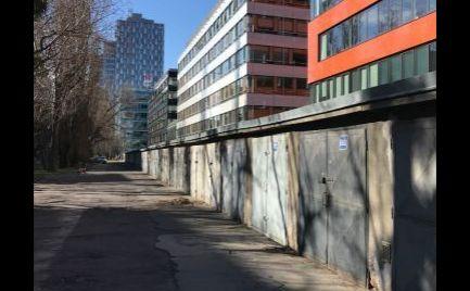 PRENÁJOM Garáž Budovateľská Širšie centrum 500 bytov  NIVY EXPISREAL