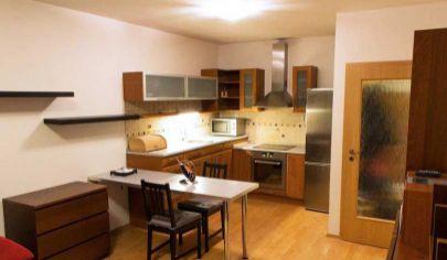Slnečný 2-izbový byt so zasklenou loggiou v Ružinove
