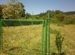 Bratislava III Vinohrady: záhrada 753 m2 na rovine pri lese s dobrým prístupom, možnosť výstavby chatky 5x5m