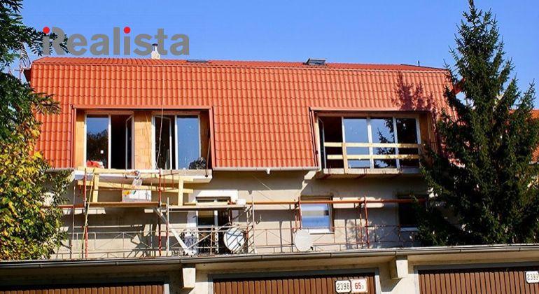 4-izbový mezonet vo výstavbe - centrum Šamorína