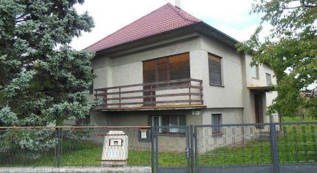 Predaj rodinného domu v Jablonici.