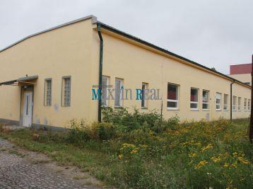 MAXFINREAL - Prenájom výrobno-skladových priestorov 480m2 Zlaté Moravce