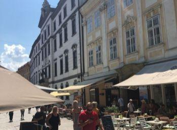 Byt v historickom centre Bratislavy