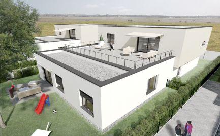 Ponuka 4-izbového bytu s veľkou terasou
