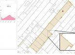 Veľký, investičný  stavebný pozemok s rozlohou v 4289m2 na Krajinskej ulici v intraviláne Podunajských Biskupíc