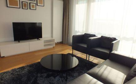 Prenájom, 2 izbový byt, PANORAMA CITY, 19 poschodie, Bratislava - Staré Mesto, Landererova ulica, EXPISREAL