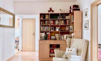Na predaj 4 izbový byt | 84 m² | loggia | kompletná rekonštrukcia | Prievidza - Zapotôčky