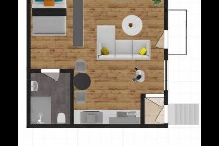 IMPEREAL - predaj, 1-izbový apartmánový byt , Devínska Nová Ves