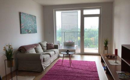 NOVOSTAVBA - VEĽKÝ  2 izb byt s garážovým státim a nádherným výhľadom