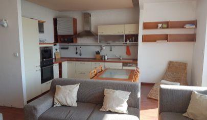 PRENÁJOM veľký,slnečný 3-izbový byt,105m2,garáž, Kramáre