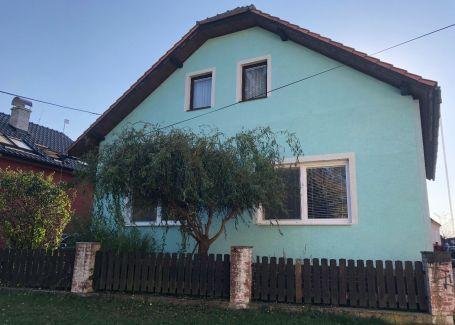 5 izbový rodinný dom s garážou, Závod