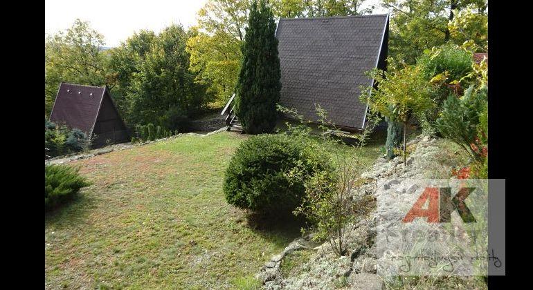 Na predaj chatu v Modre - Ohňany- pozemok 486 m 2 - tiché prostredie!