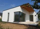 Okr. SENEC - Veľký Biel - NA PREDAJ novostavba  samostatného 4 izbového holodomu na pozemku o rozlohe 492 m2