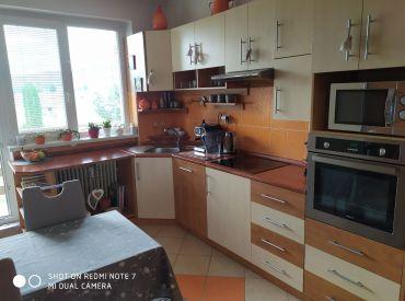 4 izbový byt, 89 m2, 2 x lóggia, záhradka, Rajec