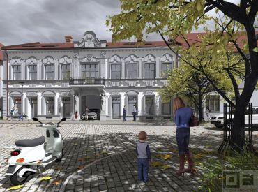 JJ Reality - 2 izbový byt v rezidencii AMBRIS  v centre mesta Trnava