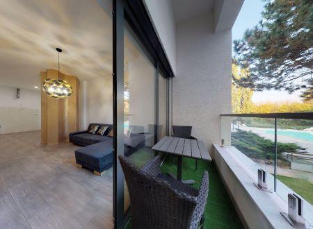 Luxusný apartmán /69 m2,NOVOSTAVBA/ Lodenica Piešťany