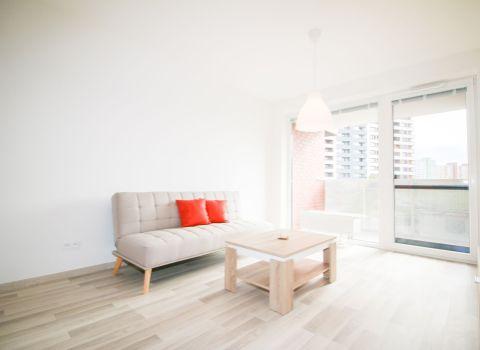 Na prenájom dizajnový, ešte neobývaný 2 izbový byt v novostavbe STARÝ HÁJ